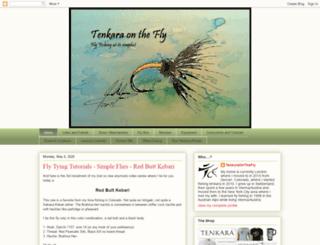 tenkaraonthefly.net screenshot