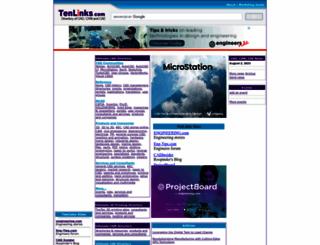 tenlinks.com screenshot