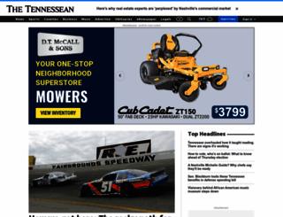 tennessean.com screenshot