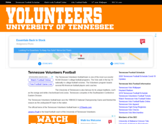 tennessee.sec12.com screenshot