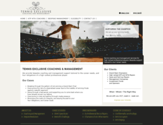 tennis-exclusive.com screenshot