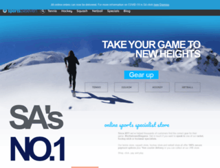 tennis24seven.co.za screenshot