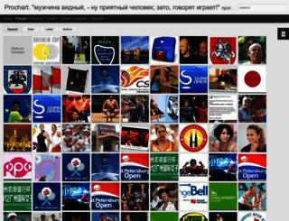 tennisbet-prochart.blogspot.com screenshot