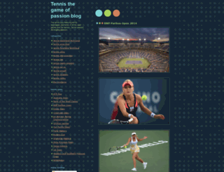 tennisbloghere.blogspot.com screenshot