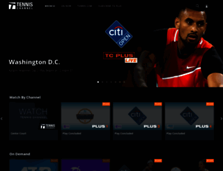 tennischannel.com screenshot