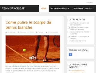 tennisculture.it screenshot