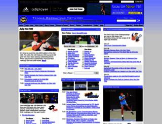 tennisrecruiting.net screenshot