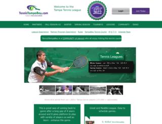 tennistampabay.com screenshot