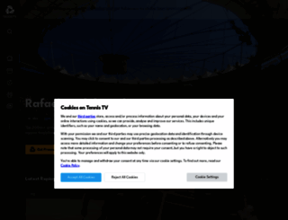 tennistv.com screenshot