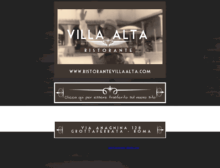 tennisvillaalta.com screenshot