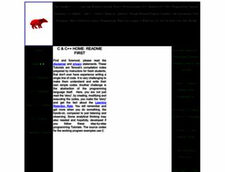 tenouk.com screenshot