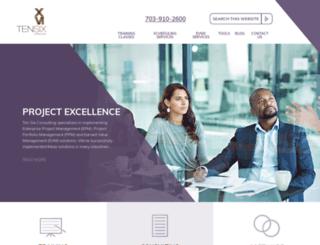 tensixconsulting.com screenshot