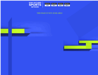 tensports.com screenshot