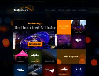 tentnology.com screenshot