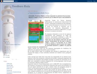 teo-ruiz.blogspot.com screenshot