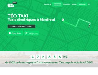teomtl.com screenshot