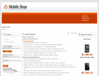 tepesistem.com screenshot