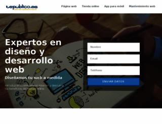 tepublico.es screenshot