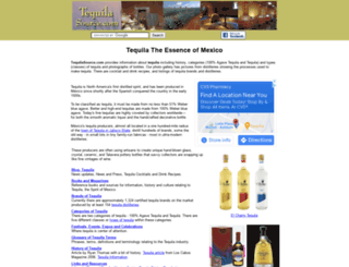 tequilasource.com screenshot
