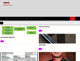 terafiq.com screenshot