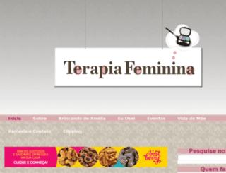 terapiafeminina.com screenshot