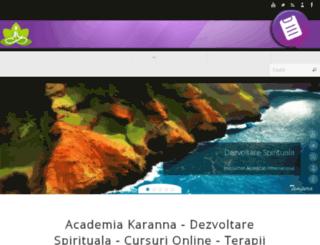 terapiispirituale.ro screenshot