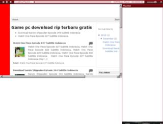 terbarumezzo.blogspot.com screenshot