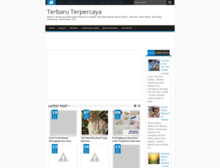 terbaruterpercaya.blogspot.com screenshot