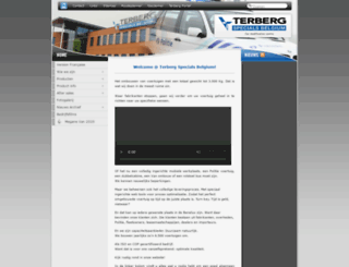 terbergspecials.nl screenshot