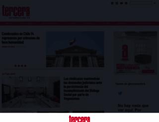 tercerainformacion.es screenshot