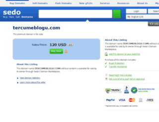 tercumeblogu.com screenshot