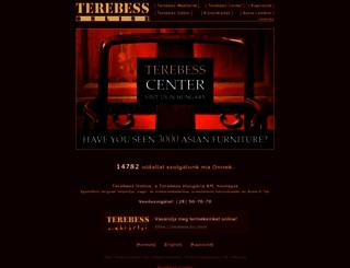 terebess.hu screenshot
