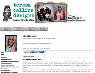 teresacollins.typepad.com screenshot