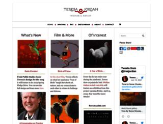 teresajordan.com screenshot