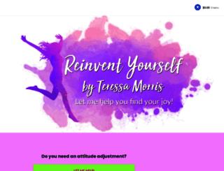 teressamorris.com screenshot