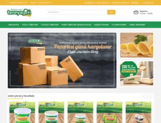 tereyagim.com screenshot