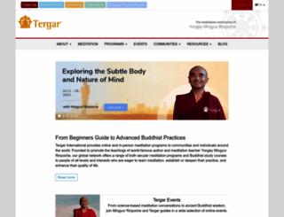 tergar.org screenshot