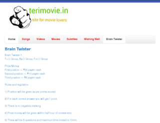 terimovie.in screenshot