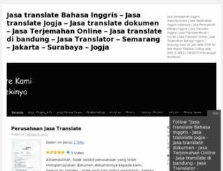 terjemahinggrisindonesia.wordpress.com screenshot