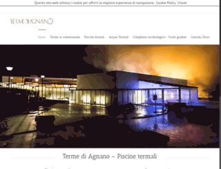 termediagnano.it screenshot