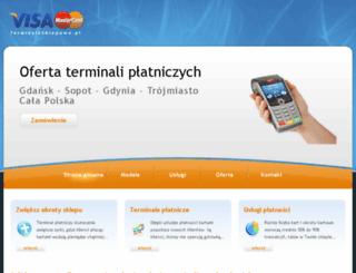 terminalesklepowe.pl screenshot