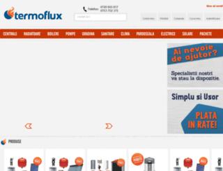 termoflux.ro screenshot