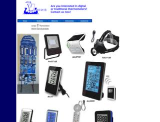 termometerfabrikenviking.se screenshot