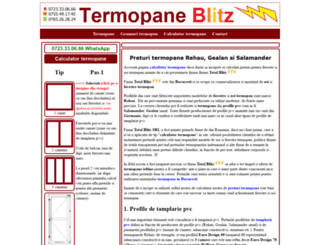 termopan.org screenshot