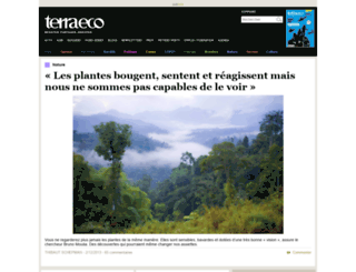 terra-economica.info screenshot
