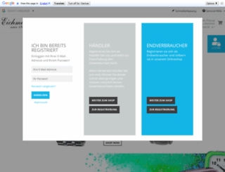 terra-time.de screenshot