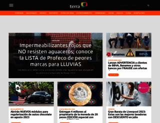 terra.com.ar screenshot