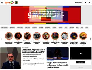 terra.com.br screenshot