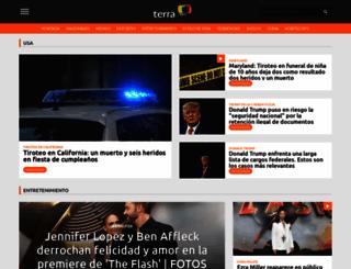 terra.es screenshot