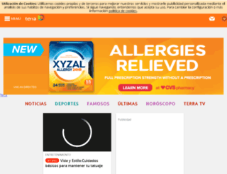 terra.tv screenshot
